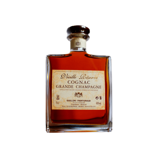 Photo de la Carafe Cognac Vieille réserve Guillon-Painturaud